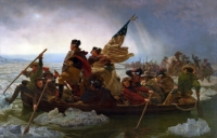 Washington Crossing the Deleware