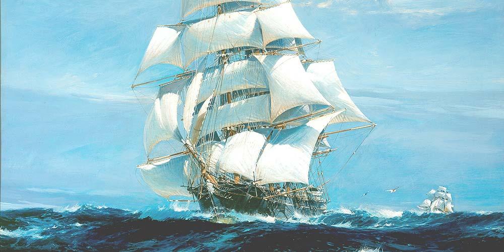 Sailing Poems 3