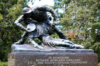 Richard Rowland Kirkland Memorial